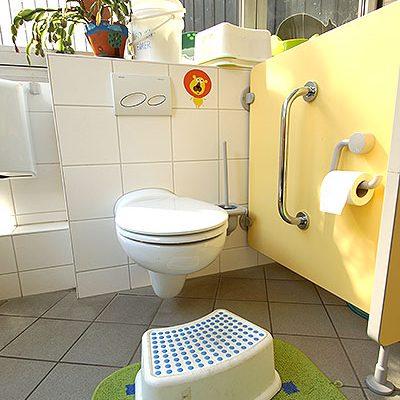 Kindertoilette